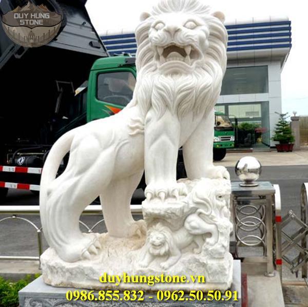 sư tử đá đẹp 15
