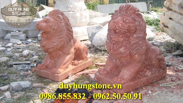 sư tử đá đẹp 16