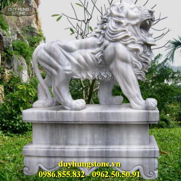 sư tử đá đẹp 18