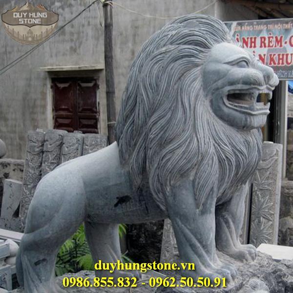 sư tử đá đẹp 21