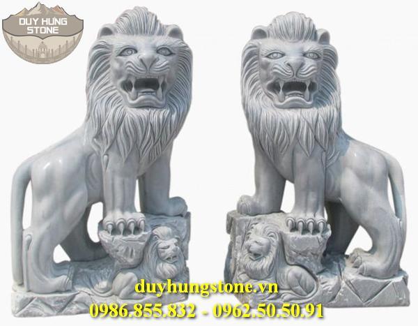 sư tử đá đẹp 22