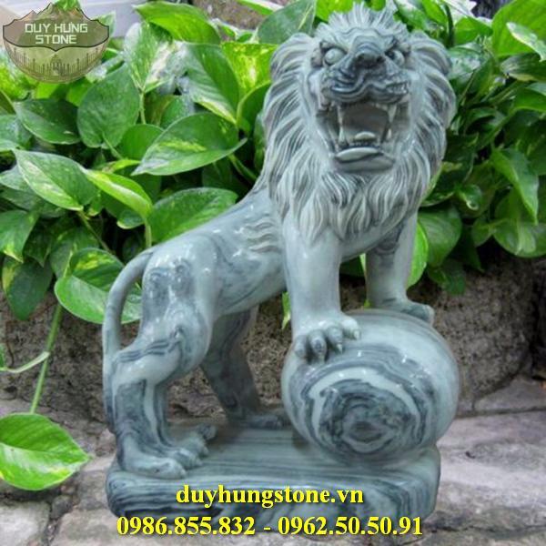 sư tử đá đẹp 24