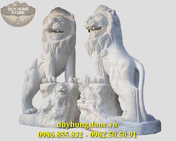 sư tử đá đẹp 25