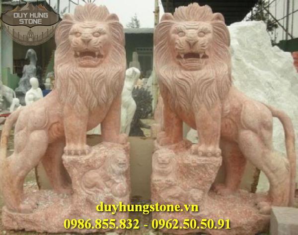 sư tử đá đẹp 26