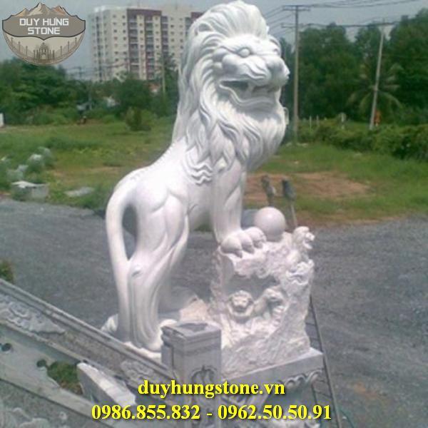 sư tử đá đẹp 28