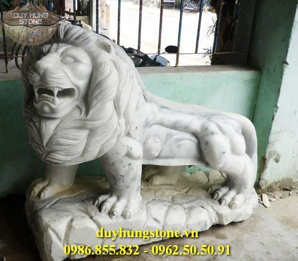 sư tử đá đẹp 29