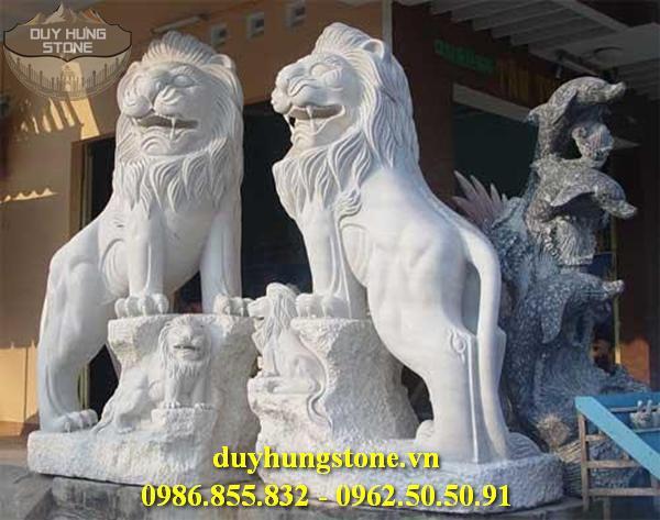 sư tử đá đẹp 3