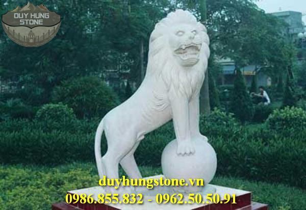 sư tử đá đẹp 31
