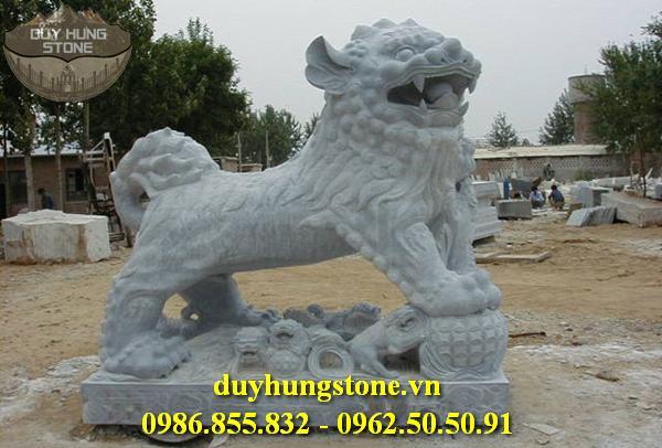 sư tử đá đẹp 34