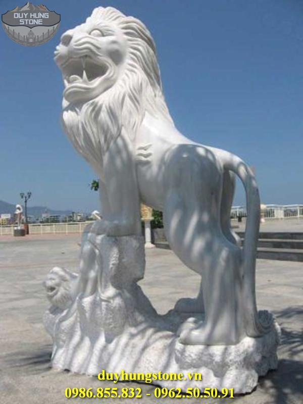 sư tử đá đẹp 36
