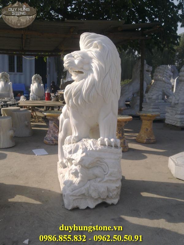 sư tử đá đẹp 37