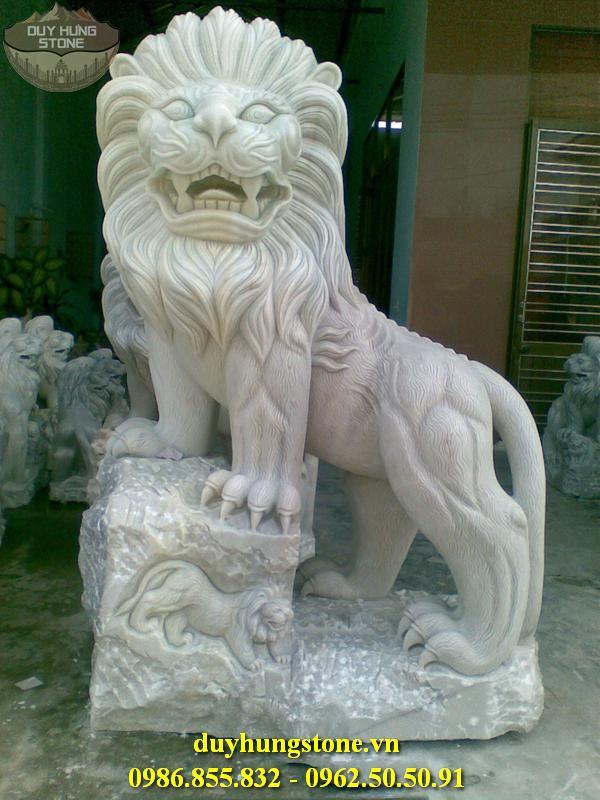 sư tử đá đẹp 4