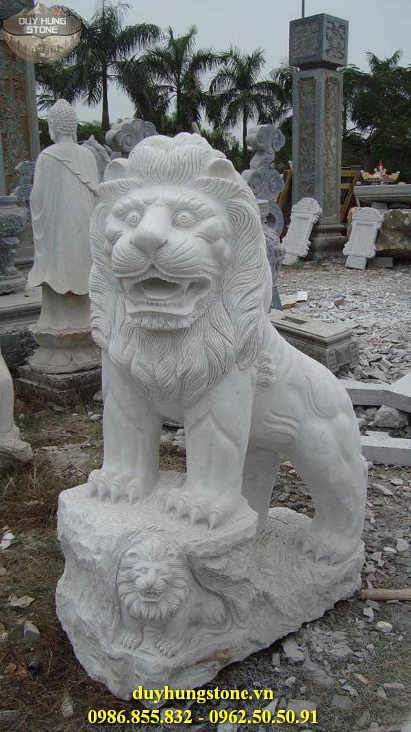 sư tử đá đẹp 44