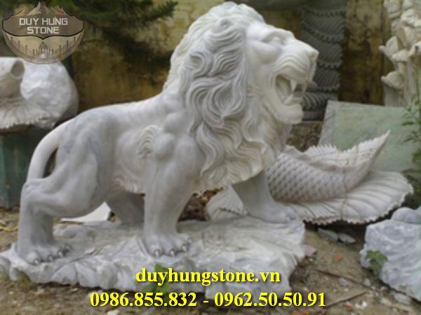 sư tử đá đẹp 45