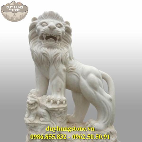 sư tử đá đẹp 46
