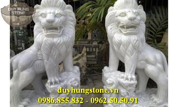 sư tử đá đẹp 48