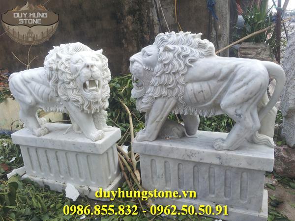 sư tử đá đẹp 5