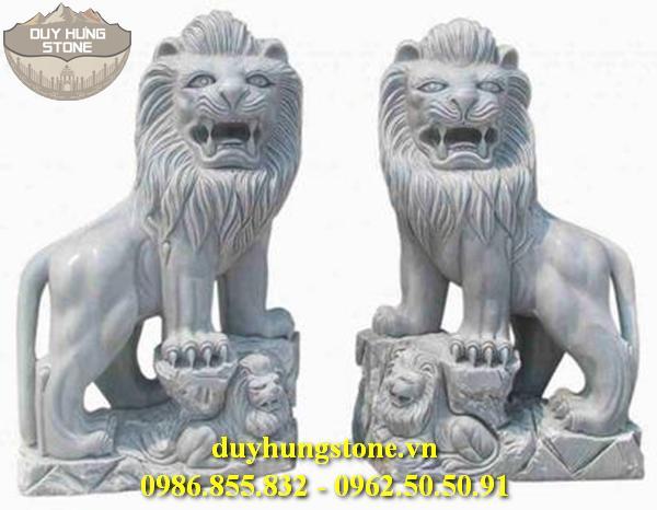 sư tử đá đẹp 52