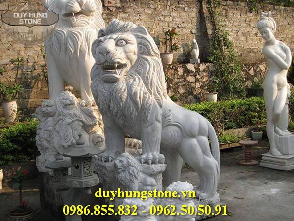sư tử đá đẹp 53