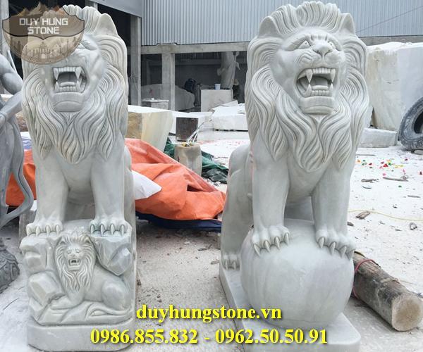 sư tử đá đẹp 6