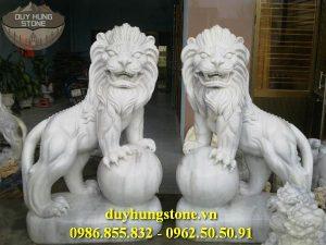 sư tử đá đẹp 7