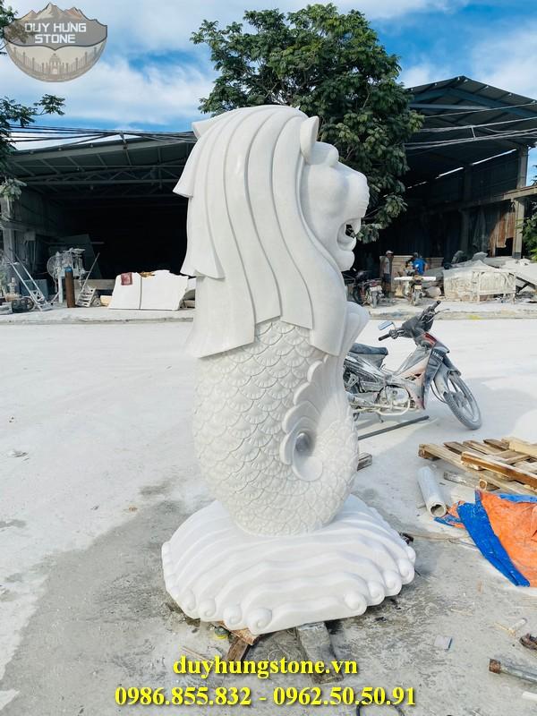 sư tử cá bằng đá đẹp đà nẵng 6