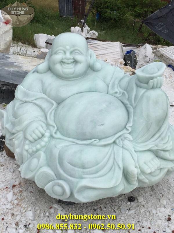 Tượng Phật Thần Tài bằng đá 18