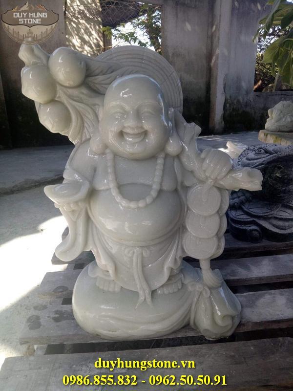 Tượng Phật Thần Tài bằng đá 2