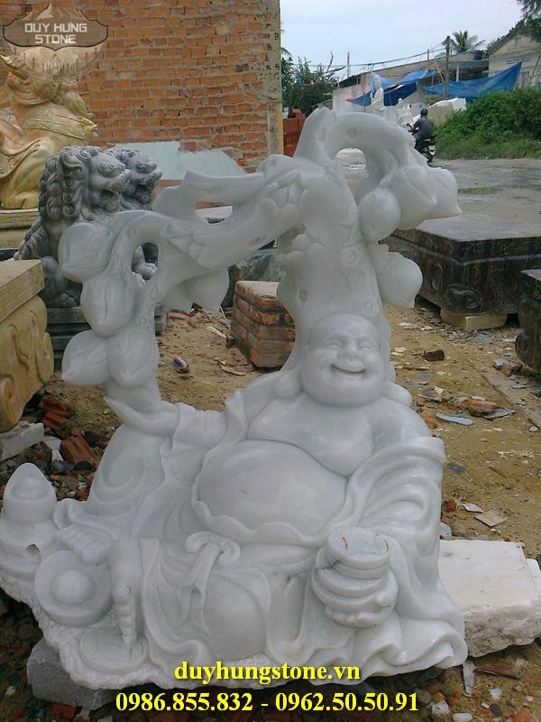 Tượng Phật Thần Tài bằng đá 22