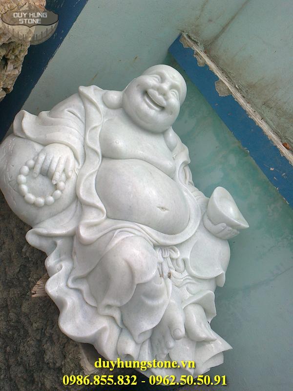 Tượng Phật Thần Tài bằng đá 24