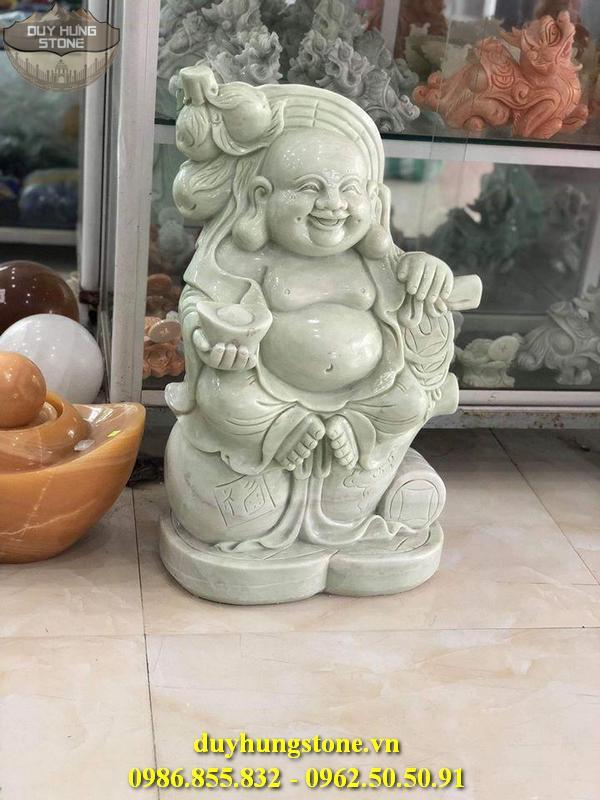 Tượng Phật Thần Tài bằng đá 26