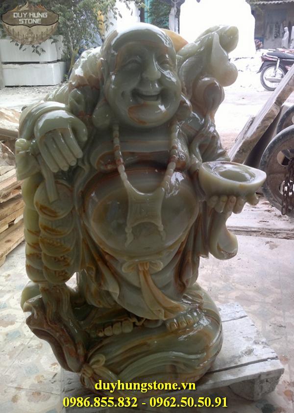 Tượng Phật Thần Tài bằng đá 27