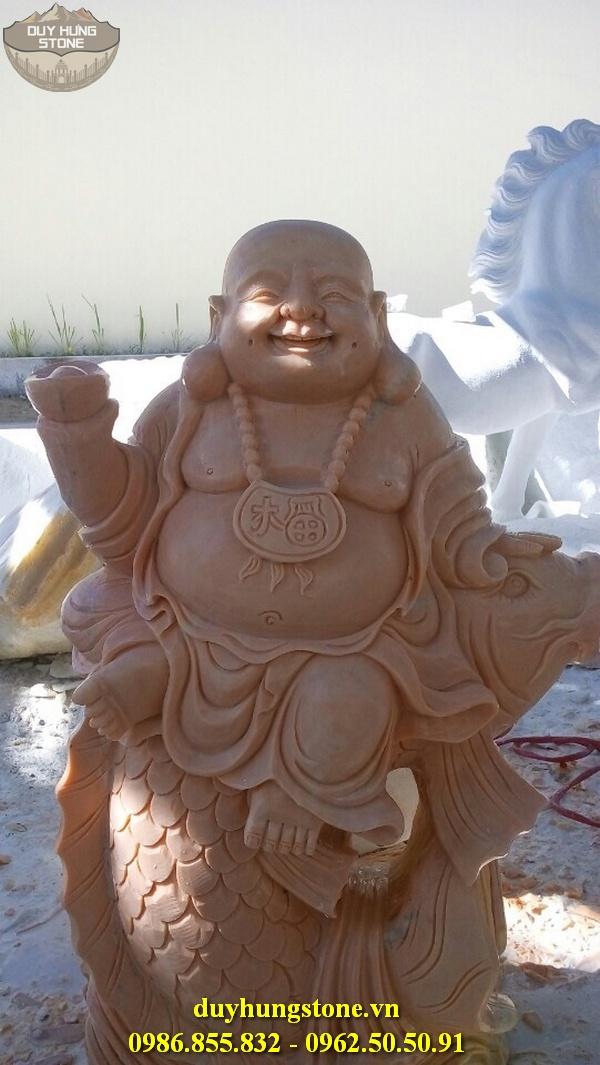 Tượng Phật Thần Tài bằng đá 28