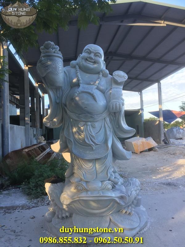 Tượng Phật Thần Tài bằng đá 32