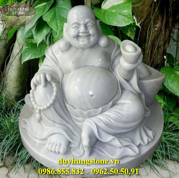 Tượng Phật Thần Tài bằng đá 34