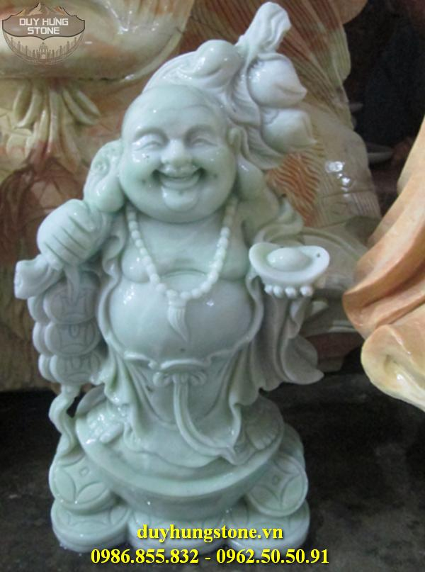 Tượng Phật Thần Tài bằng đá 38