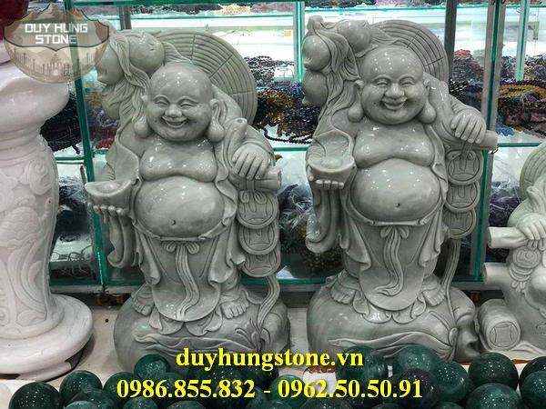 Tượng Phật Thần Tài bằng đá 39