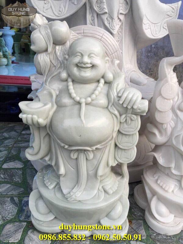 Tượng Phật Thần Tài bằng đá 45