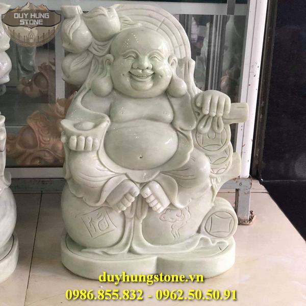 Tượng Phật Thần Tài bằng đá 47