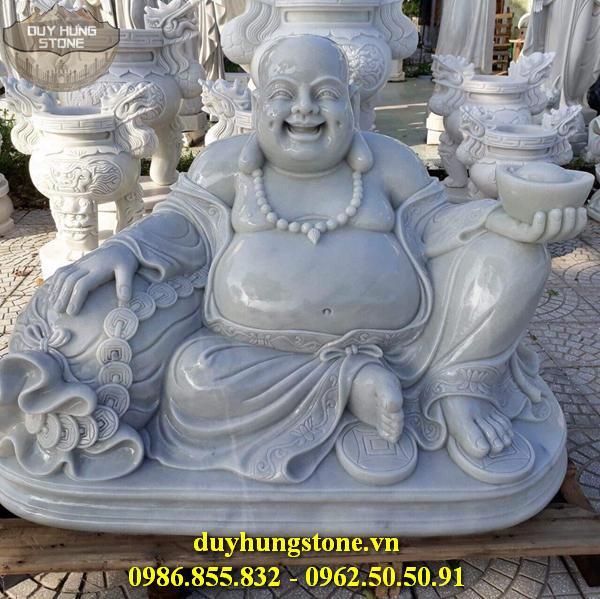 Tượng Phật Thần Tài bằng đá 6
