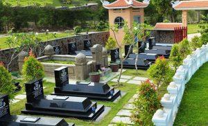 mộ đá granite đẹp đen